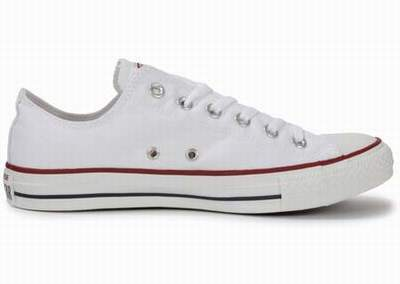 converse courir chaussures blanches Akileos