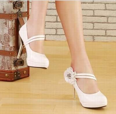 c78c6426864 chaussures mariage femme originale